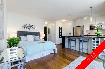Downtown VW Condo for sale:   441 sq.ft. (Listed 2018-05-01)